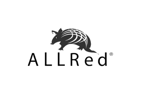 All Red company logo